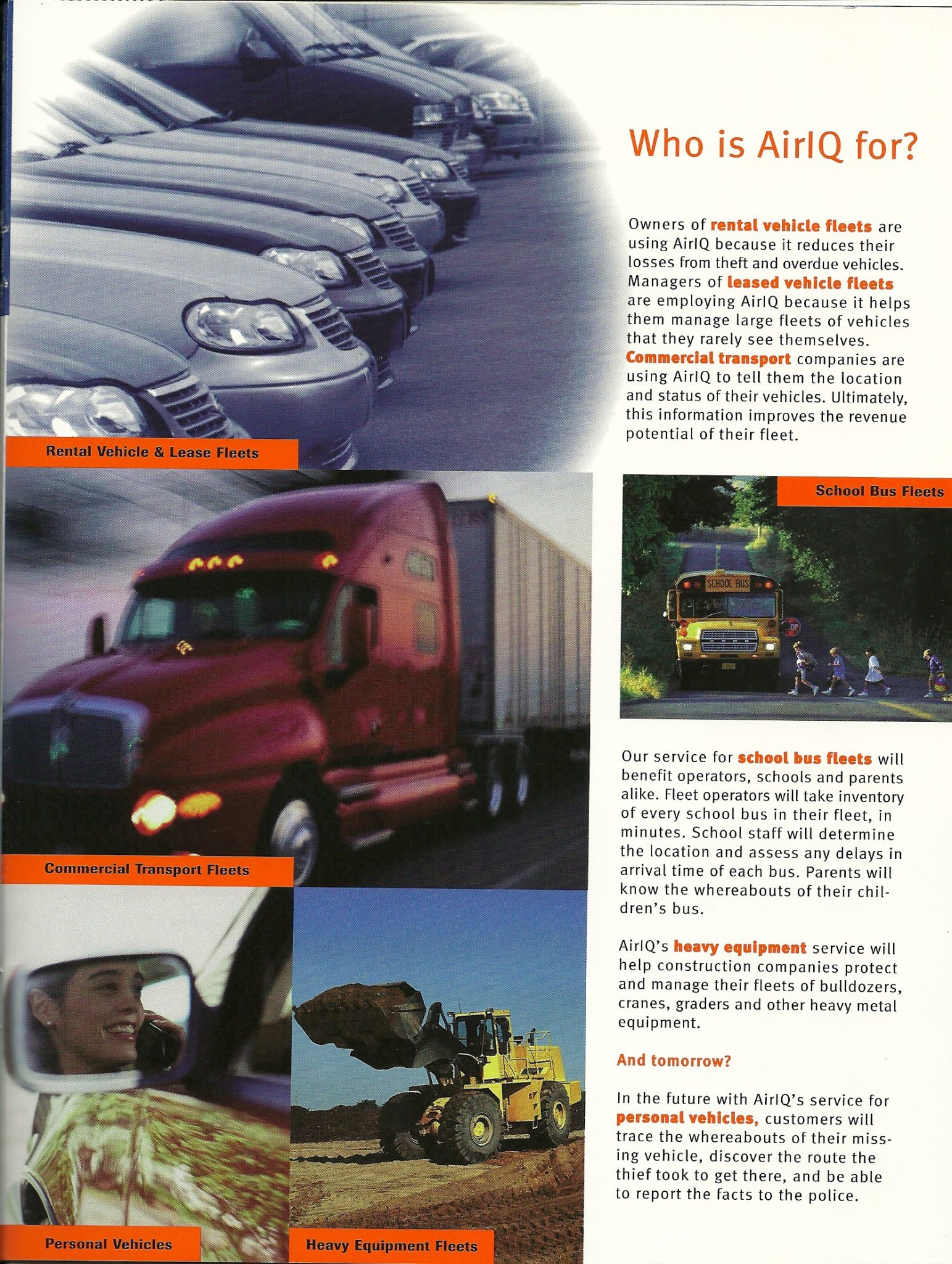 AirIQ Brochure (p 9 of 12)