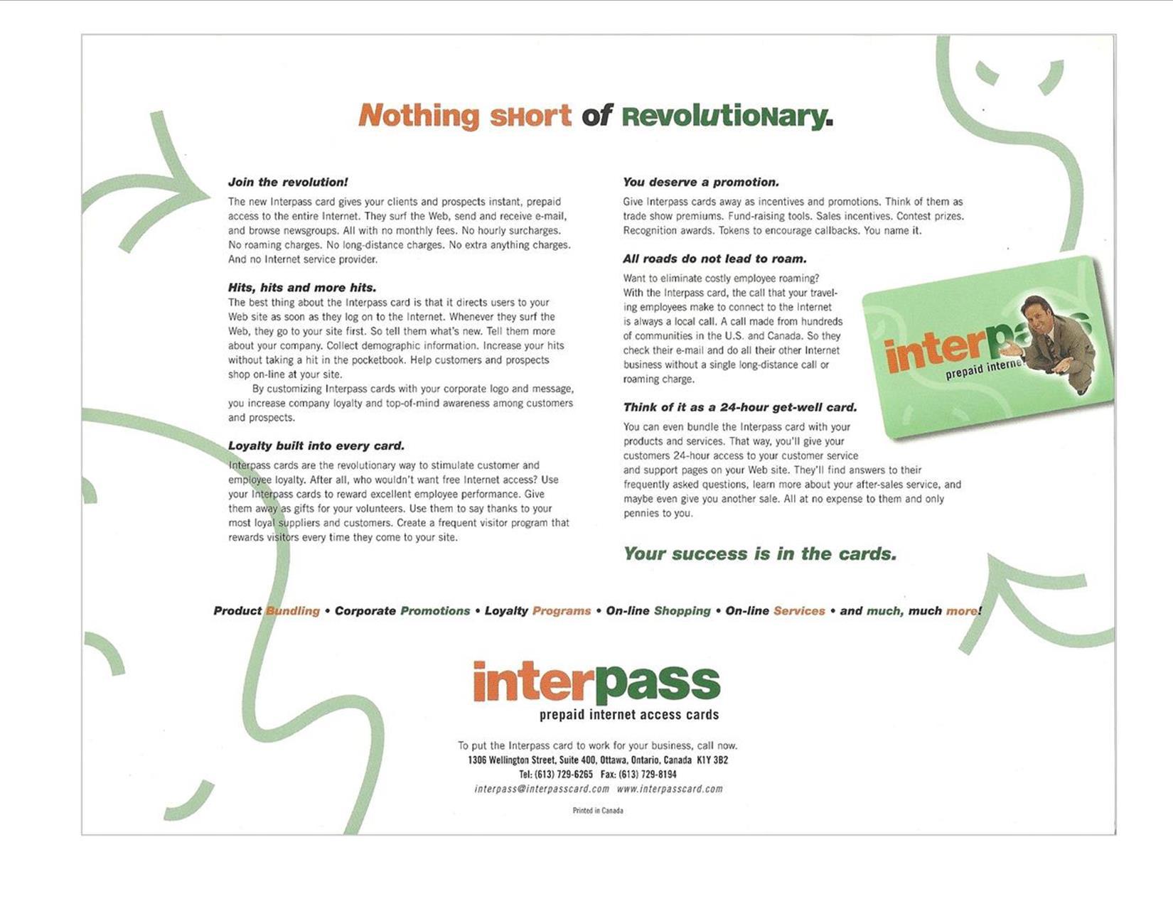 InterPass 2 of 2